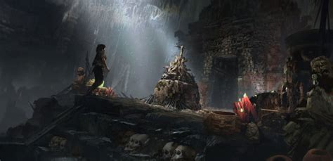 Shadow Of The Tomb Raider is fighting the apocalypse
