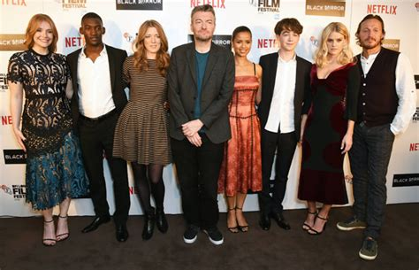 Black Mirror stars reveal chilling details about upcoming