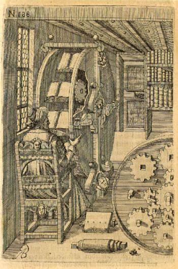 JF Ptak Science Books: A 16th Century Wooden Internet