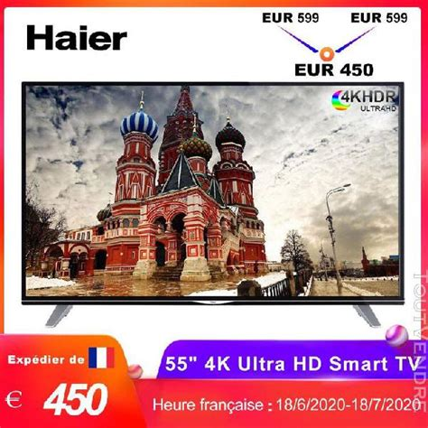 Tv lcd haier 【 OFFRES Juillet 】 | Clasf
