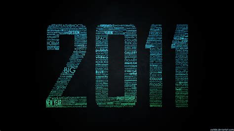 2011 Typography Wallpapers   HD Wallpapers   ID #9233