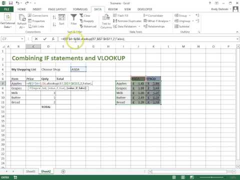 How To Do A Vlookup Between Two Spreadsheets – db-excel