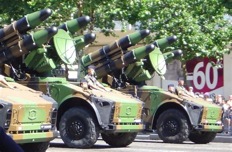 Crotale (missile) — Wikipédia