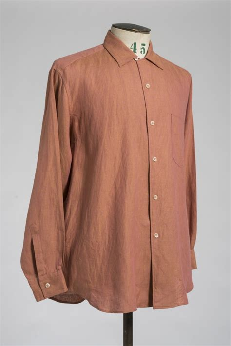 Chemise homme col plat | Garde-robe Caraco