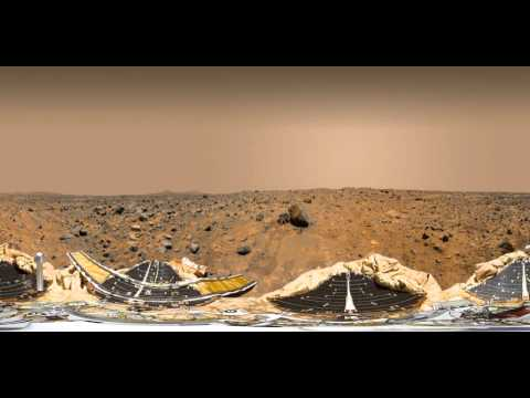 The real Mars lander in 'The Martian': Fact checking the