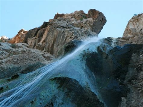 Hike to Cattail Falls in Big Bend National Park, Texas