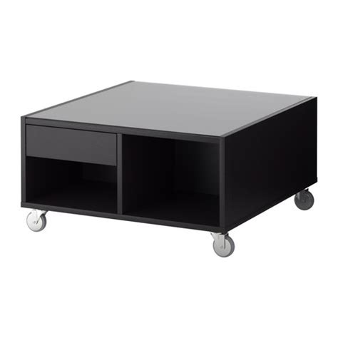table basse a roulette ikea