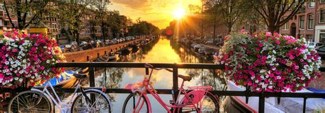 Amsterdam Vacation Packages | Amsterdam Trips with Airfare