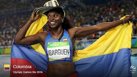 The Story of Caterine Ibargüen: Colombian Olympic Gold