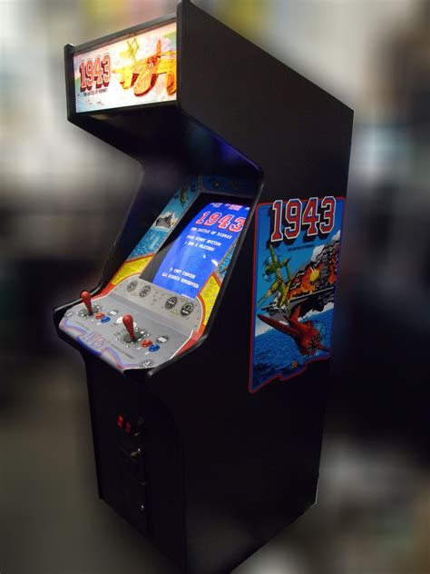 1943 The Battle of Midway Arcade Game | Vintage Arcade