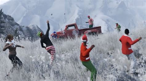 GTA Online Snow 2015 update after hoax – Product Reviews Net