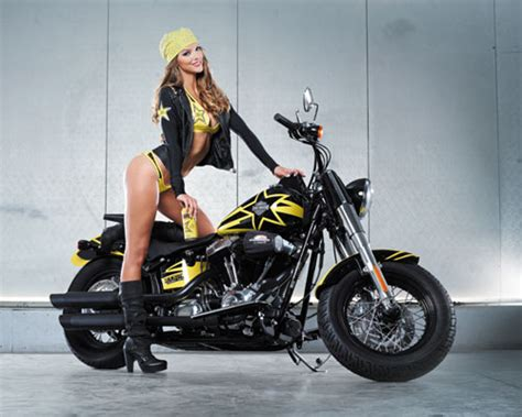 Harley-Davidson Announces Partnership with Rockstar and