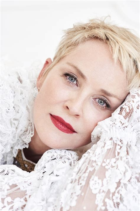 Sharon Stone Bares All: How Her Outlook On Life Has