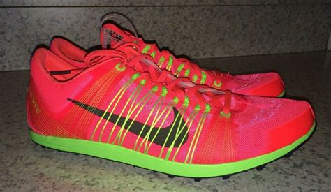 NIKE Zoom Victory XC 2 Atomic Red Cross Country Track