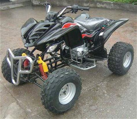 Yamaha Raptor Style for 250cc ATV with Double Swing Arm