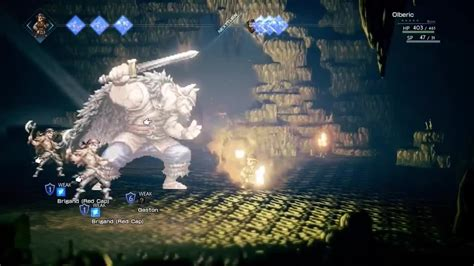 4 Minutes of Project Octopath Traveler Gameplay - IGN Video