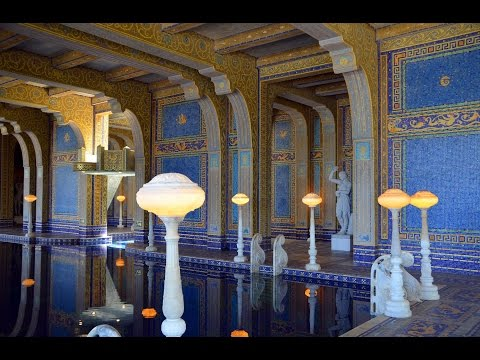 Inside Hearst Castle, America's favorite palace (Pictures