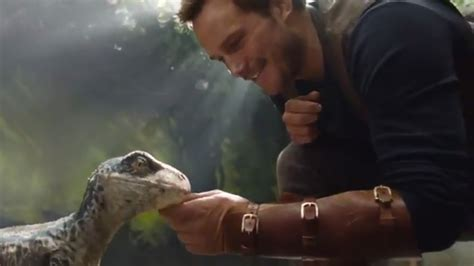 Check out the first ever footage from 'Jurassic World