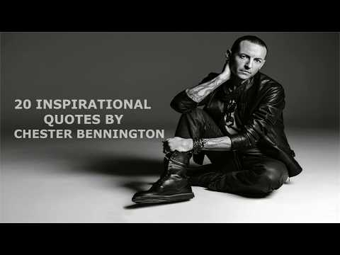 Chester Bennington quote: I don't like to hold back