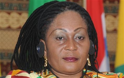 """""""Lordina Mahama will never interfere with the work of"""