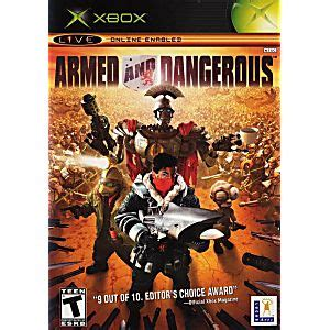 Armed and Dangerous Xbox