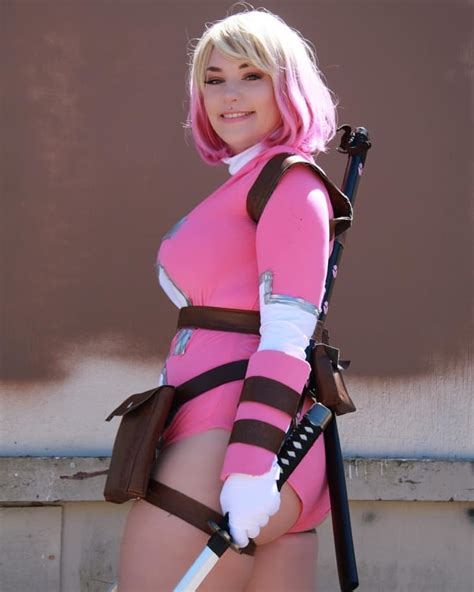 The Hottest Unbelievable Gwenpool Cosplay, Why? Cause It's
