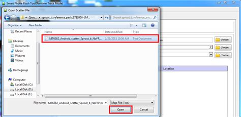 Qmobile A1 MTK6582 Flashing With Sp Flash Tool Flash 100%