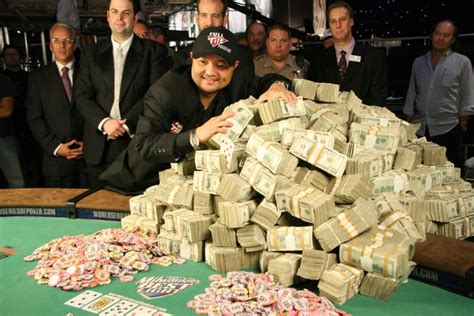 WSOP 2007 - Jerry Yang Wins the Main Event - PokerListings