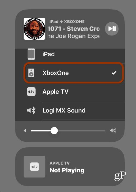 How to AirPlay Music and Video from iPhone or iPad to Xbox One