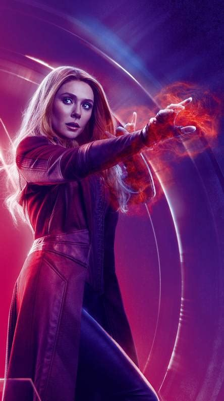 Scarlet witch Wallpapers - Free by ZEDGE™