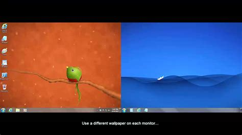 DisplayFusion: Multiple Monitors Made Easy - YouTube