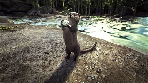 ARK Guide: Otter Locations and Taming Tips | ARK: Survival