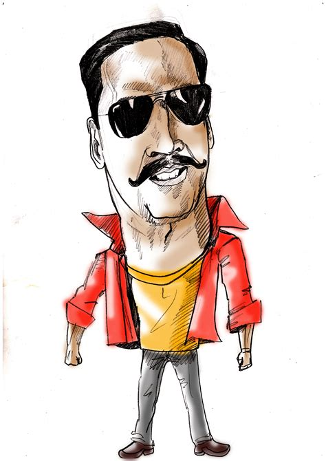 Bollywood Caricatures on Behance