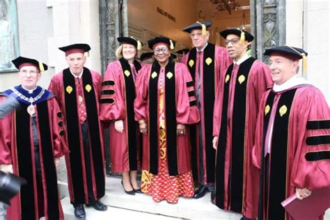 First Lady Lordina Mahama honoured With Doctorate Degree