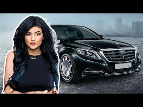 Kylie Jenner Cars Collection - YouTube