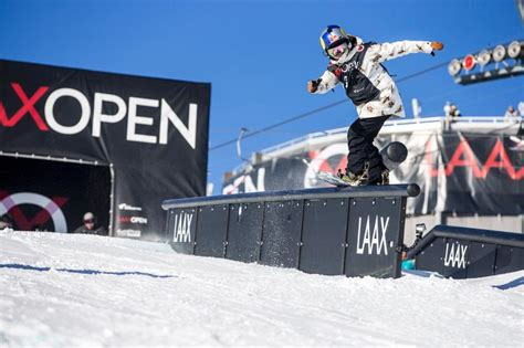 McMorris & Anderson win 2016 LAAX open slopestyle - World