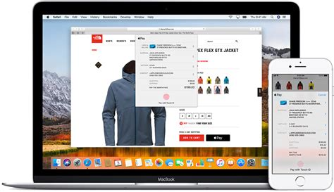 Using Apple Pay in stores, within apps, and on the web