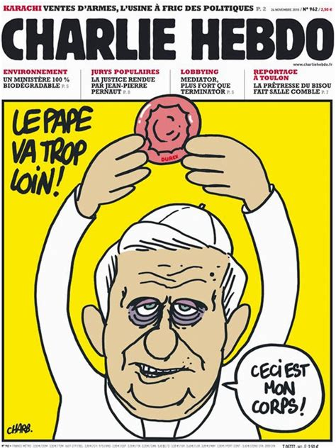 Here Are the Translated Charlie Hebdo Covers