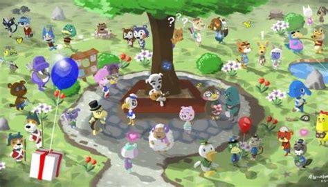 Rumor: Animal Crossing Game Coming to the Nintendo Switch