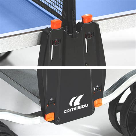 Cornilleau Challenger Crossover Outdoor Table Tennis Table