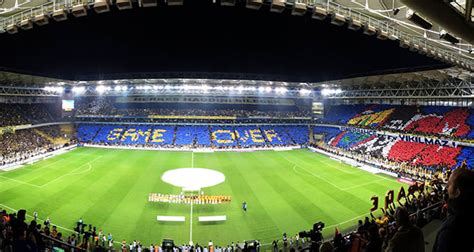 101-year old Fenerbahçe and Galatasaray Intercontinental