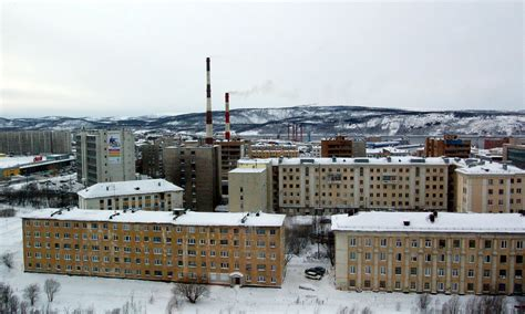 A visit to Murmansk - NorMER
