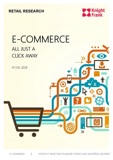 retail research 2018 E-commerce all just a click away