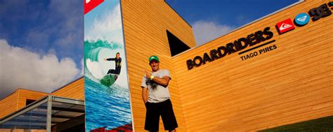 Quiksilver Boardriders Flag Ship Store in Ericeira