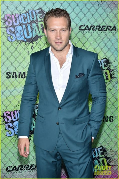 Jai Courtney & Girlfriend Mecki Dent Couple Up at 'Suicide