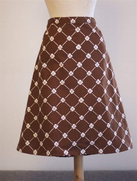 Simple A-line skirt – Sewing Projects | BurdaStyle