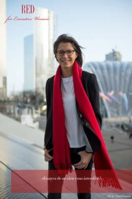 Anne-Lise DELORON-ROCARD – RED for Executive Women