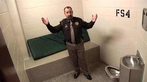 A look inside the Dane County Jail's solitary confinement