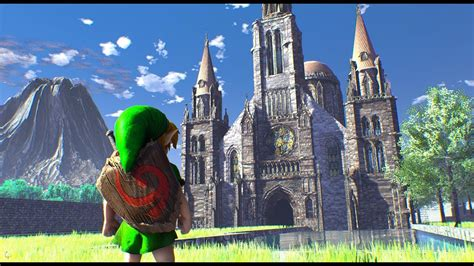 The Legend of Zelda: Ocarina of Time is Being Decompiled