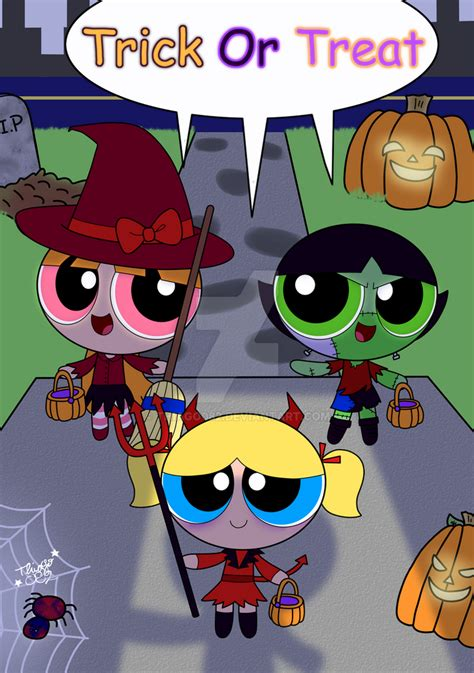 CE: Trick or Treat by Thiago082 on DeviantArt